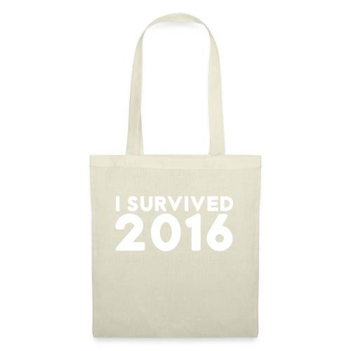 I SURVIVED 2016 - Tote Bag
