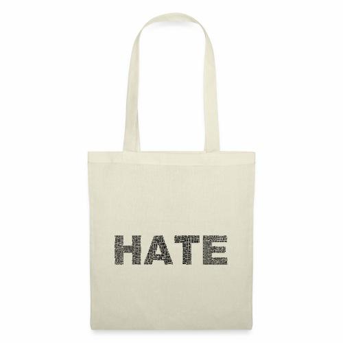 Hate - Torba materiałowa