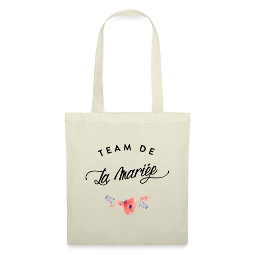 team de la marieée - Tote Bag