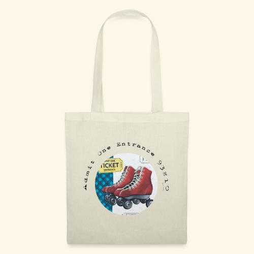 Admit One Ticket Entrance - Tote Bag