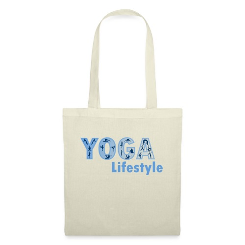 Yoga Life Style - Bolsa de tela