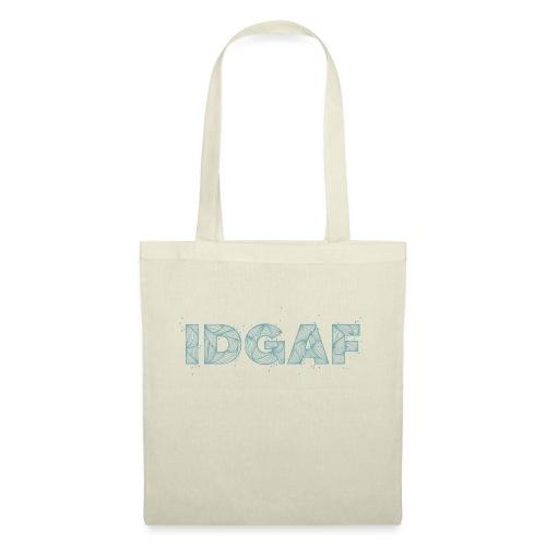 IDGAF - Sac en tissu