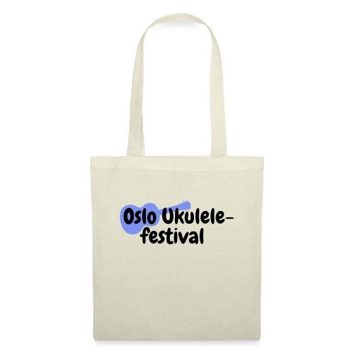 Oslo Ukulelefestival - Stoffveske