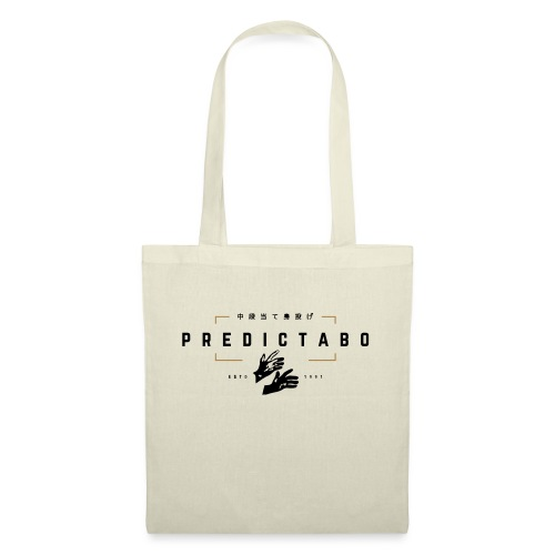 Predictabo - Tote Bag