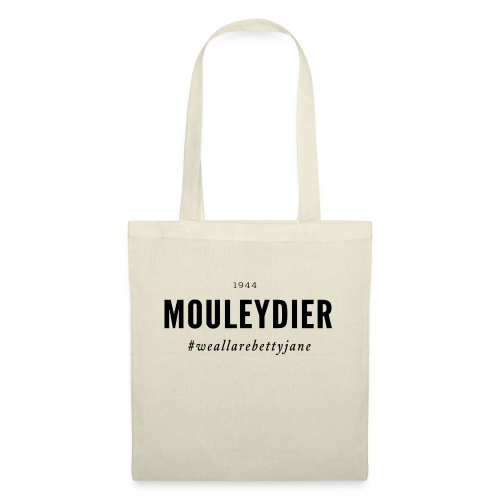 Mouleydier 1944 Betty Jane Serie ! - Tote Bag
