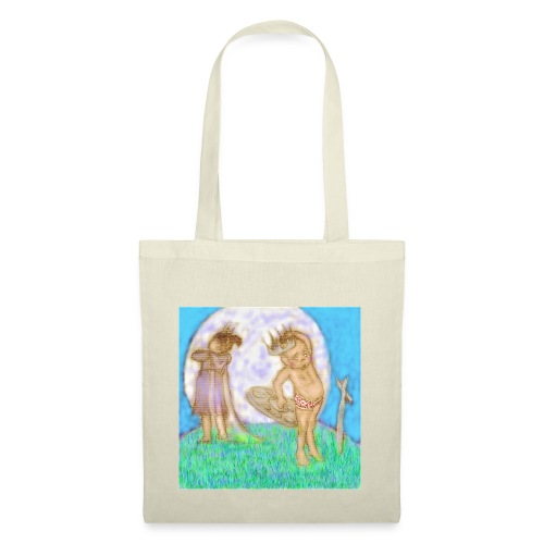 Arthur & Guinevere.. before things got complicated - Tote Bag
