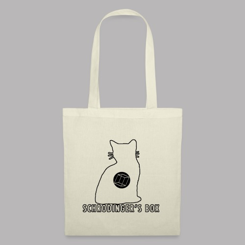 Schrodinger's Box - Tote Bag