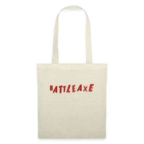 battle axe - Tote Bag