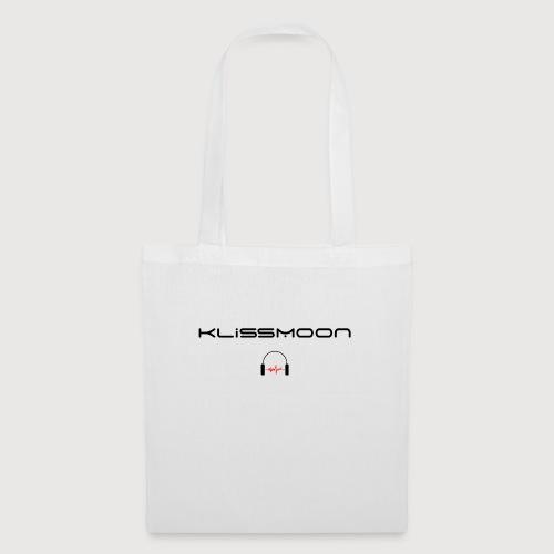 Klissmoon Logo black - Tote Bag