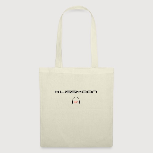 Klissmoon Logo black - Tote Bag