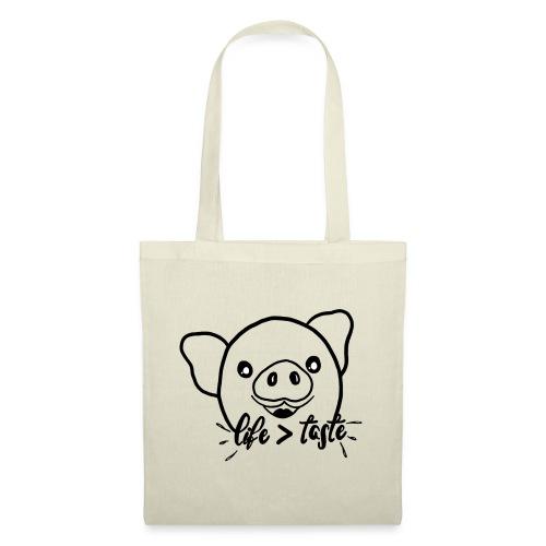 Cute Pig - Tote Bag