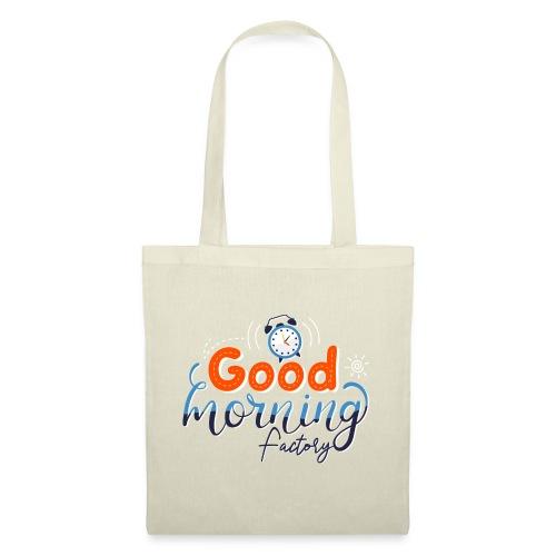 Good Morning Factory - Borsa di stoffa