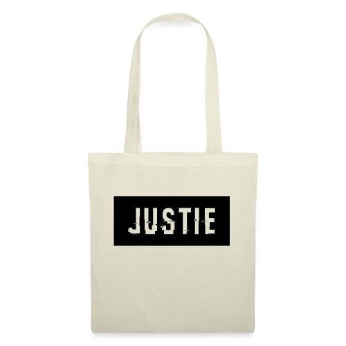 Justie shirt - Tas van stof
