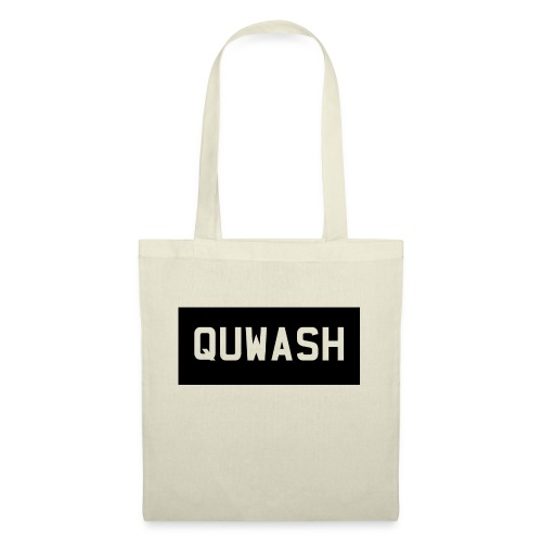 QUWASH - Tas van stof