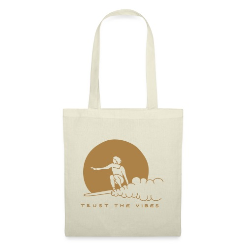 Moonsurfing - Tote Bag