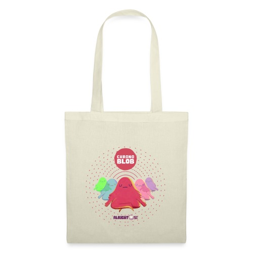 Chronoblob - Tote Bag