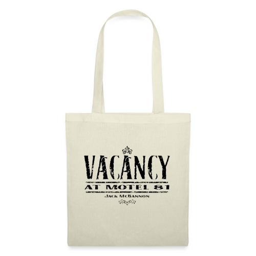 Vacancy At Motel 81 Part II - Stoffbeutel
