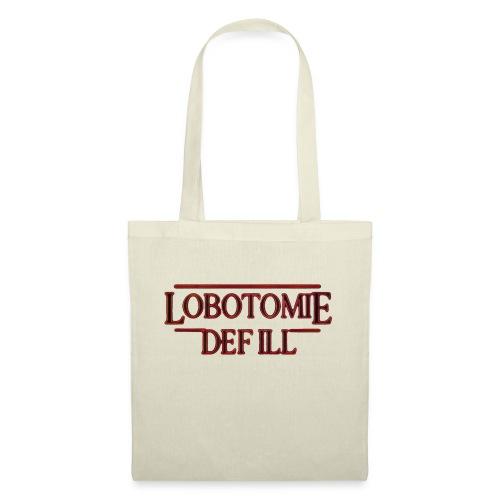 Lobotomie Def Ill - Stranger 80s Edition - Stoffbeutel