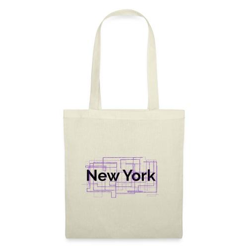 collection New York - Sac en tissu