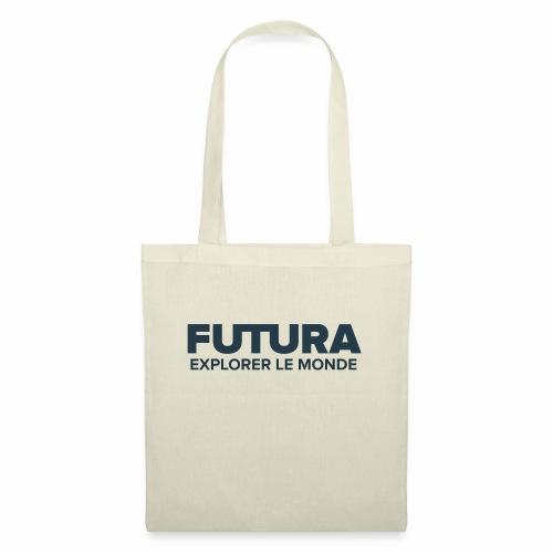 Futura Explorer le monde - Tote Bag