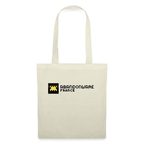 Logo Abandonware france - Tote Bag