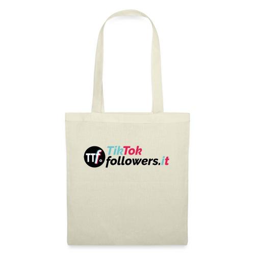 ttfollowers logo - Borsa di stoffa