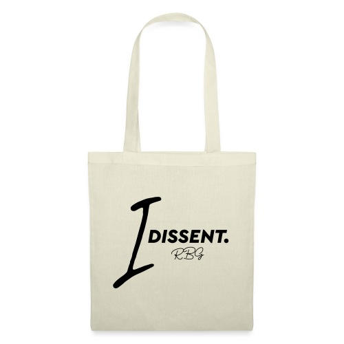 I dissented - Tote Bag
