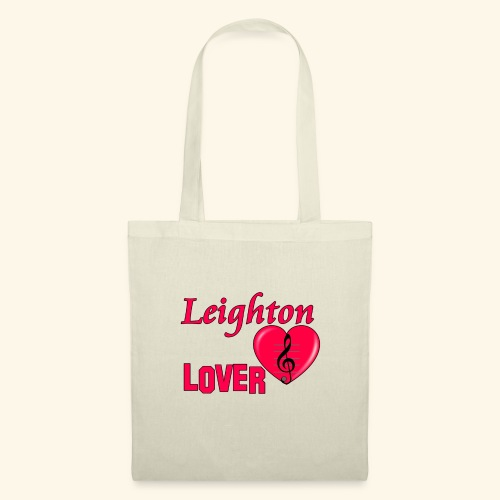 Leighton Lover - Tote Bag