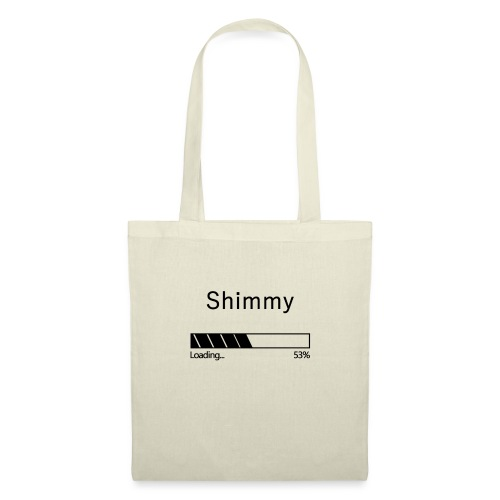 Shimmy Loading ... Black - Tote Bag