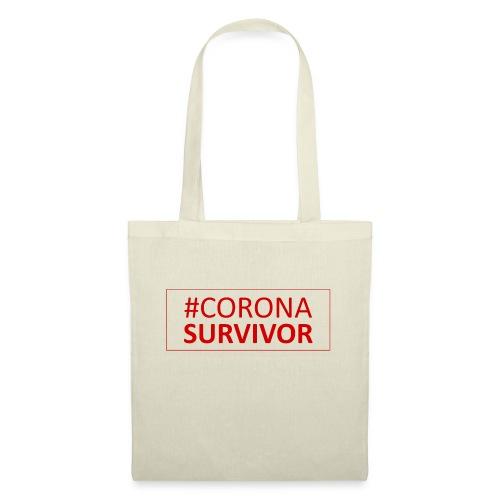 Corona Virus Survivor - Tote Bag