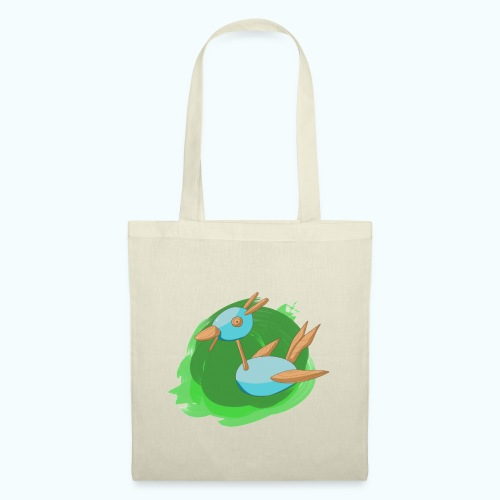 WOOD FREE real drawing - Tote Bag