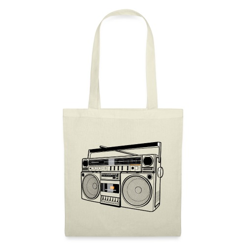 Boombox - Tote Bag