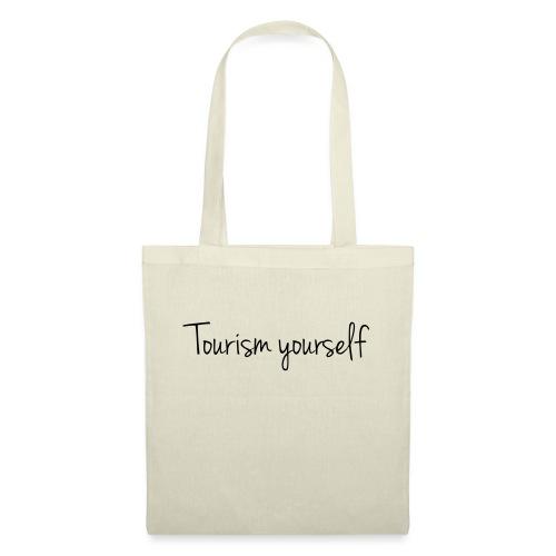Tourism yourself - Sac en tissu