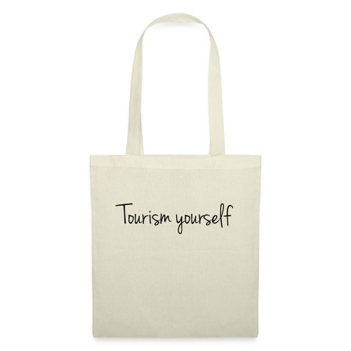 Tourism yourself - Tote Bag