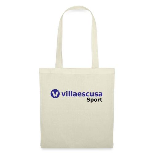 Villaescusa Sport Logo - Bolsa de tela