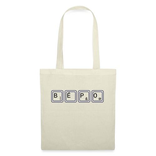bépo - Tote Bag