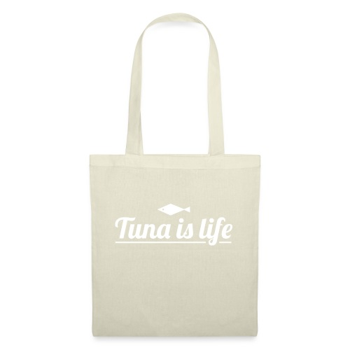 Tuna is Life Hoodie - Black - Mulepose