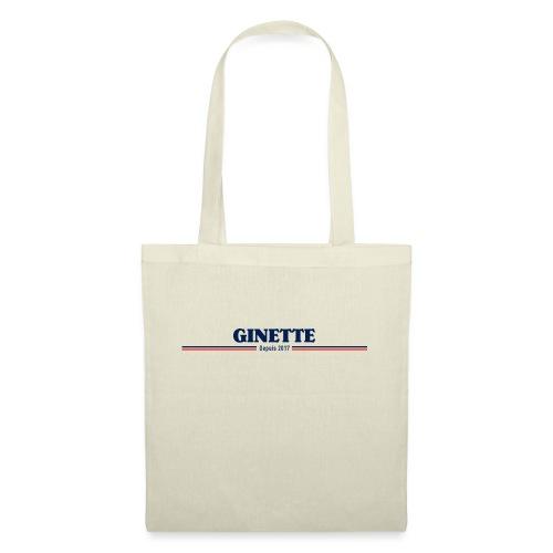 Ginette Depuis 2017 - Sac en tissu