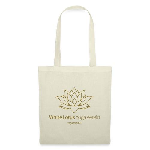 Jacket White Lotus Yoga Verein - Stoffbeutel