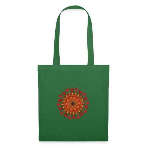 Mandala #1 - Tas van stof