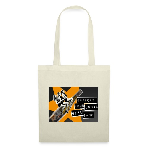 Support the gang - LFM - Stoffbeutel