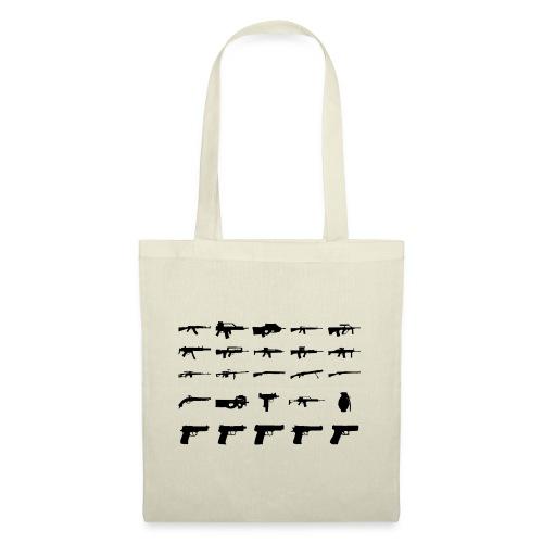 Guns - Stoffbeutel