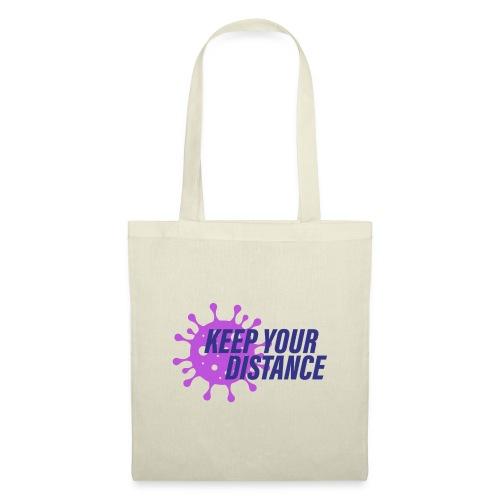 Keep your distance - Tas van stof