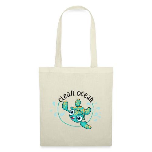 Clean Ocean - Tote Bag
