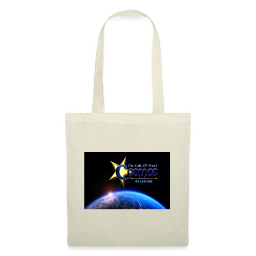 The Tale of Great Cosmos Logo Complet - Tote Bag
