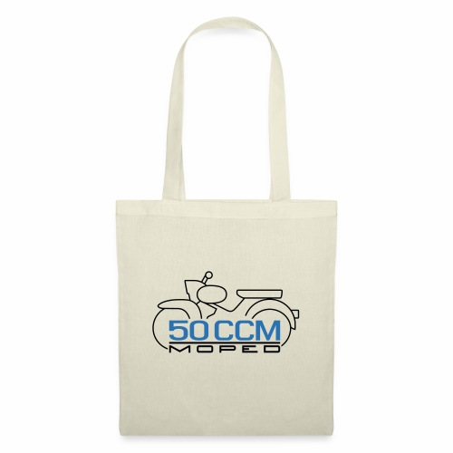 Moped Star 50 ccm Emblem - Tote Bag