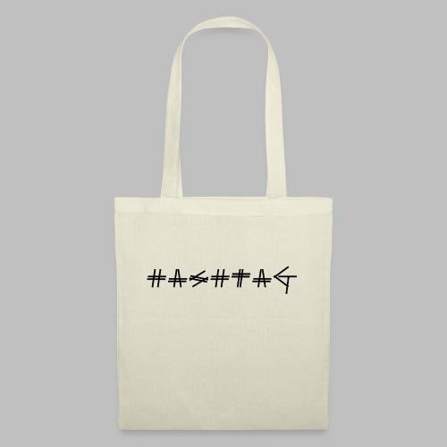 Hashtag - Tote Bag