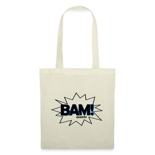 BAM! Quartet - Stoffbeutel