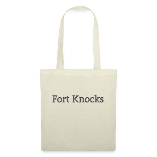 Fort Knocks Logo - Tote Bag