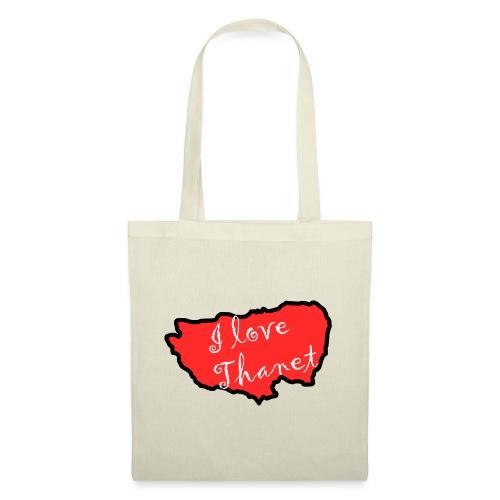 I Love Thanet - Tote Bag